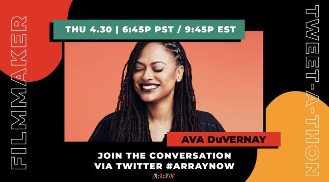 4/30 #ARRAYNow Tweet-A-Thon …OMG yo…This is life changing