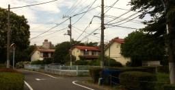 Asagaya Housing danchi buildings 45, 46, 47