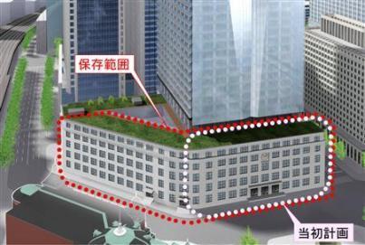 JP Tower diagram