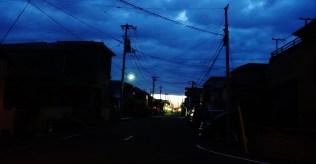 Kawaguchi Saitama Tokyo Japan blue dusk