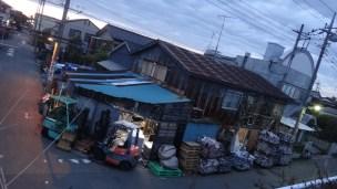 Micron old spring factory Kawaguchi Tokyo Japan