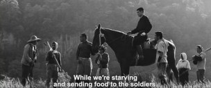 A Legend or was it Kinoshita 1963 starving sending food soldiers