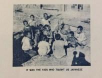 Nagasaki Japan US occupation learning Japanese children