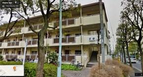 Minami Shinozakicho 5-Chome edogawa danchi building 8