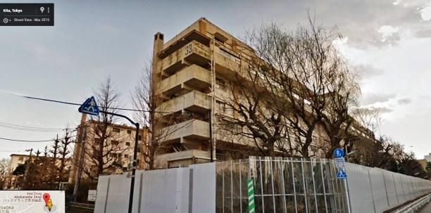 UR Akabanedai danchi building 33