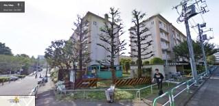 UR Akabanedai danchi buildings 10 and 11