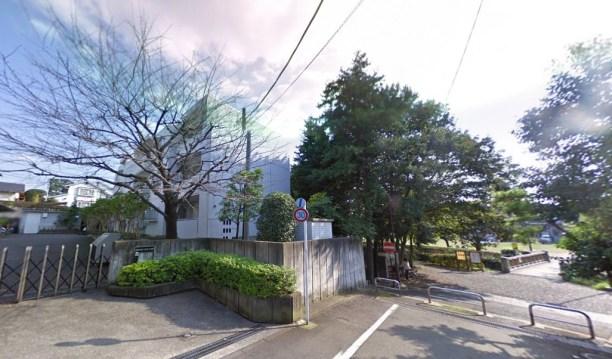 235 Tokyo danchi sunny sky