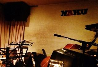 Jazz club Naru Ochanomizu piano bass
