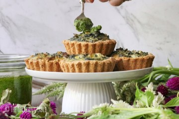 Goat's Cheese Tartlets