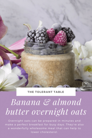 Overnight Oats Pinterest