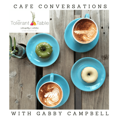Cafe Conversations with Gabby Campbell