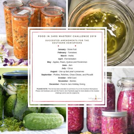 Food in Jars Advert