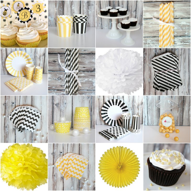 Bumble Bee Birthday Party Party Theme Thursday The