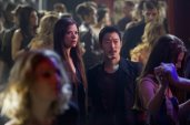 """The Tomorrow People -- """"Brother's Keeper"""" -- IImage Number: TP114b_0337.jpg -- Pictured (L-R): Peyton List as Cara, Aaron Yoo as Russell -- Photo: Katie Yu/The CW -- ©2014 The CW Network, LLC. All rights reserved."""