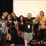 Mayhem Gallery : Artist Interview Shots : New Jersey 7-19-13
