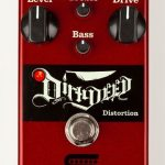 The Dirty Deed Distortion Pedal