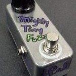 P.o.B Pedals - Burnt Toast & M.T.F (Mighty Tiny Fuzz)