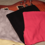 Keep It Clean: The Roadie Rag Helps Players Keep Their Gear Looking and Playing Like New