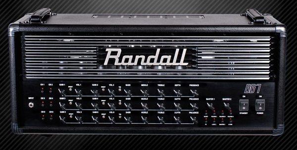 RANDALL 667 SURVIVAL GUIDE : The Tone King | TheToneKing com