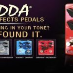 30 Pedals in 30 Days: The Whole Line of Budda Pedals