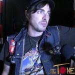 Backstage w Killswitch Engage Guitar Tech : Josh Mihlek : Trespass America 2012