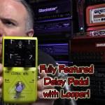 ETERNAL BIND Delay & Looper Pedal by Donner