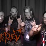 Group Hug / Interview with Metal Band Wretched : Mayhemfest 2014
