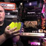 How to REMOVE Power Tubes from a Bugera Infinium Amp : 6L6-GC (Behind the Scenes)