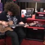 Panama Guitars w Rabea NAMM 2015