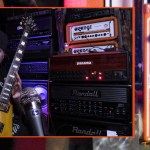 Randall + Panama with PHASE!  Tone City Audio Summer Orange Phase Pedal