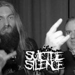 Suicide Silence : Mayhemfest 2014 : Interview w Mark Heylmun