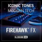 Line 6 - Iconic Tones, Modern Tech - FIREHAWK FX