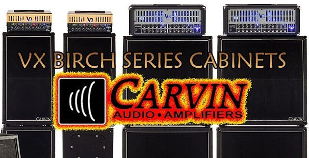 Carvin Birch Series VX Feature Photo2