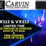 Carvin Audio - Free Upgrades, Free Shipping - Select VX Baltic Birch Cabinets