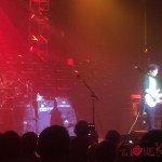 Steve Vai rocking his Carvin Legacy at Generation Axe