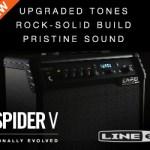 Line 6 Spider V - Full Model and Preset List