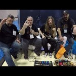 The NAMM SQUAD @ Donner Effects - Winter NAMM 2017