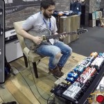 Wampler Pedals - DRACARYS - KILLER DISTORTION PEDAL!  Winter NAMM 2017