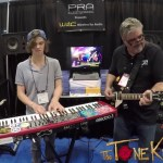 PRA AUDIO - Wireless Geniuses - SUMMER NAMM JAMM
