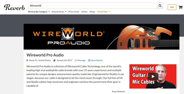 Untangle Your Tone – Wireworld Cable Technology Untwists the Secret ...
