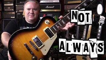 Best Les Paul Style Guitar Under $200 ?? Harley Benton UNBOXING