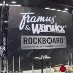 FRAMUS / WARWICK Guitars & Basses Walk-Thru - NAMM 2018