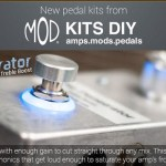 The Penetrator –Treble Boost Pedal New from MOD® Kits DIY