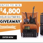 Helix Guitar Rig Give-Away
