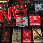 TTK LIVE w/ Special Guest : Amptweaker James Brown - new PEDAL DepthFinder & Amp!