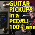 GUITAR PICKUP PEDAL - TRAILER (FULL VIDEO WED 8am EASTERN)