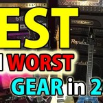BEST (and worst) GUITAR GEAR of 2018