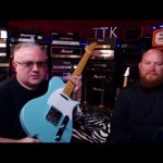 TTK Live w Vola Guitars - Let's Hang!
