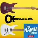 NAMM 2019 : Charvel announces the USA Select DK24 HH 2PT CM