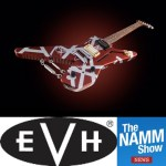 NAMM 2019 : EVH releases the Stripped Series Shark